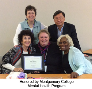 Montgomery County Award